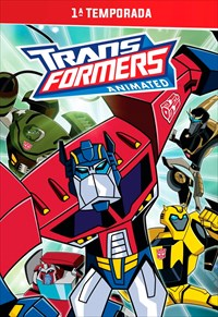 Transformers Animated - 1ª Temporada