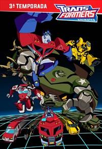 Transformers Animated - 3ª Temporada