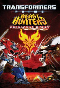 Transformers Prime - Beast Hunter Predacons Rising