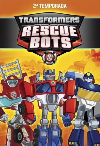 Transformers - Rescue Bots - 2ª Temporada