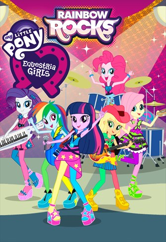 My Little Pony Equestria Girls - Rainbow Rocks