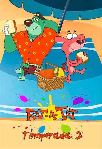 Rat-A-Tat - 2ª Temporada