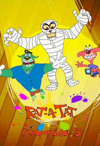 Rat-A-Tat - 3ª Temporada