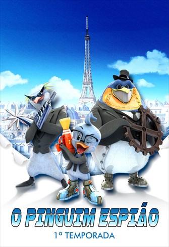O Pinguim Espião - 1ª Temporada