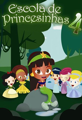Escola de Princesinhas 4