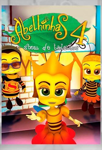 Abelhinhas 4 - O Show de Talentos