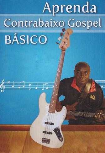 Aprenda Contrabaixo Gospel Básico