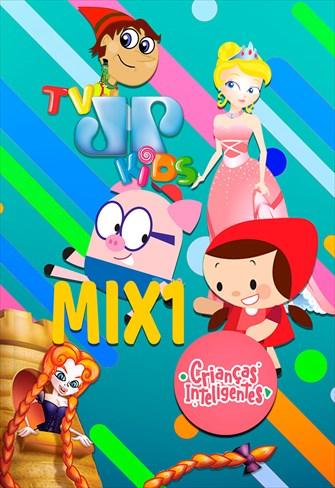 Crianças Inteligentes - TV Jovem Pan Kids - Mix1