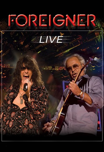 Foreigner - Live