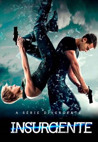 A Série Divergente - Insurgente