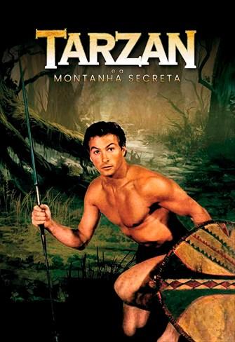 Tarzan e a Montanha Secreta