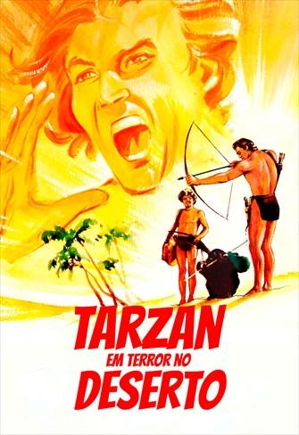 Tarzan em Terror no Deserto