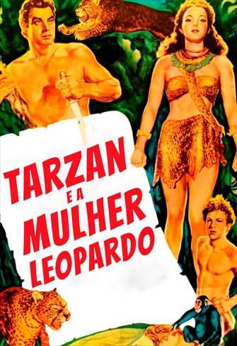 Tarzan e a Mulher Leopardo