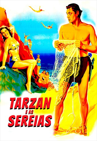 Tarzan e as Sereias