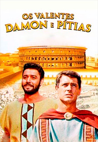 Os Valentes Damon e Pítias