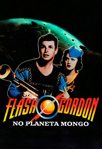 Flash Gordon - No Planeta Mongo