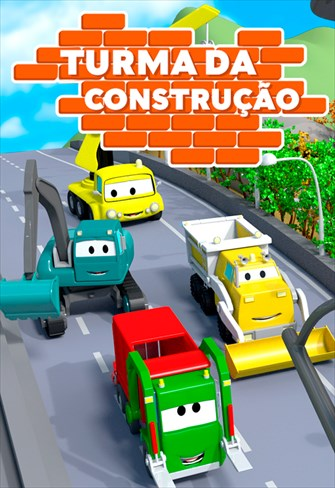 Turma da Construção - Volume 1
