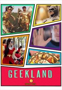 Geekland - 1ª Temporada