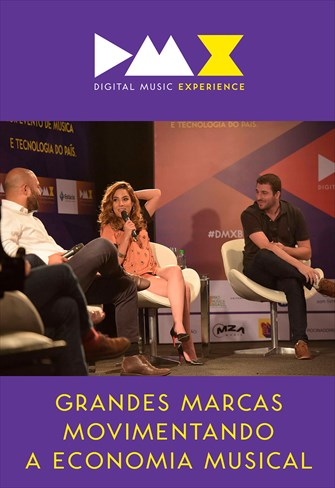 Dmx - Digital Music Experience - Grandes Marcas Movimentando a Economia Musical