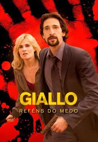 Giallo - Reféns do Medo