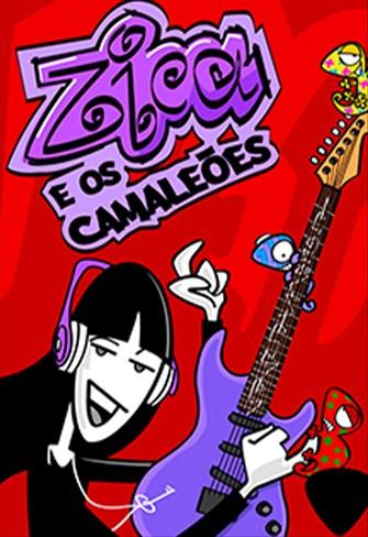 Zica e os Camaleões - 1ª Temporada