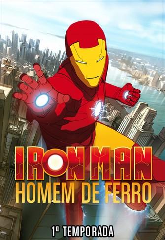 Homem de Ferro - 1ª Temporada