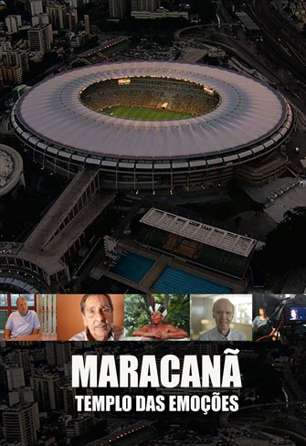 Maracanã - Templo das Emoções