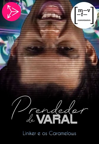 Prendedor de Varal - Liniker e os Caramelows