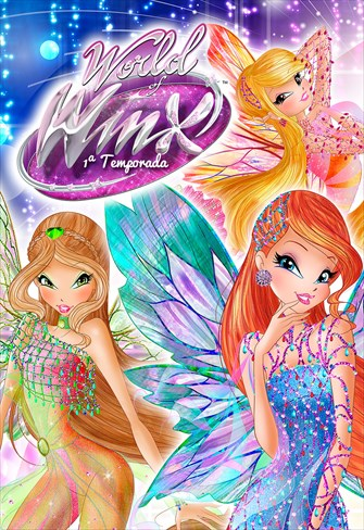 World of Winx - 1ª Temporada