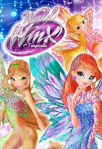 World of Winx - 1ª Temporada