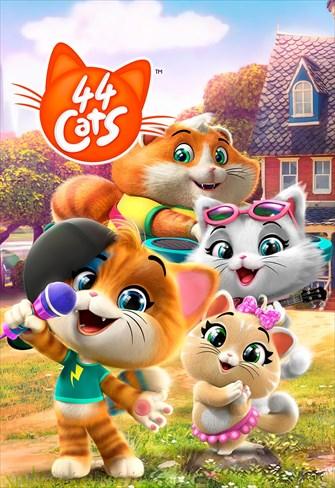 44 Cats - 1ª Temporada