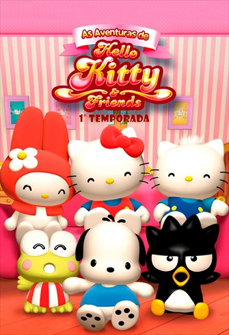 As Aventuras de Hello Kitty e Amigos - 1ª Temporada