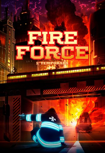 Fire Force - 1ª Temporada