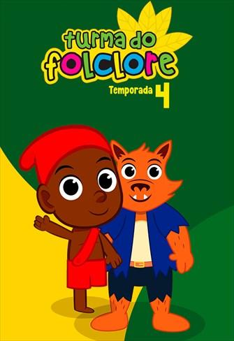 Turma do Folclore - 4ª Temporada