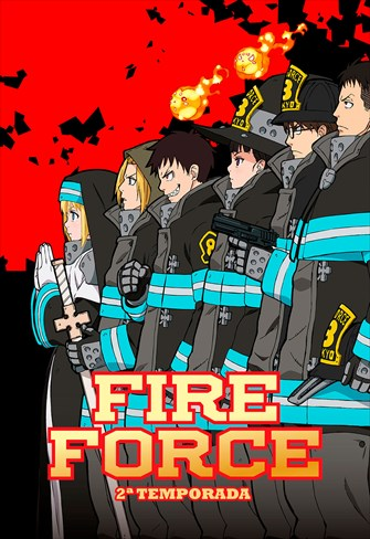 Fire Force - 2ª Temporada