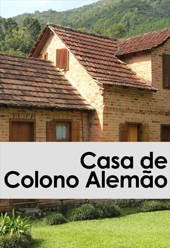 Habitar - Casa de Colono Alemão