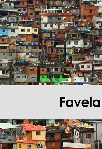 Habitar - Favela