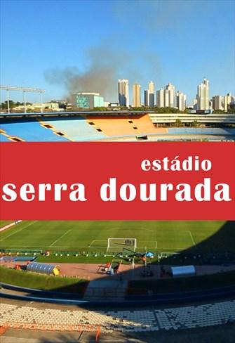 Arquiteturas - Estádio Serra Dourada