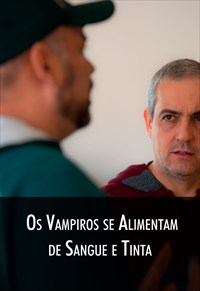 Super Libris  - Os Vampiros se Alimentam de Sangue e Tinta