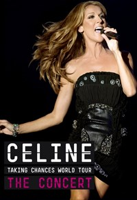 Celine Dion - Taking Chances World Tour - The Concert