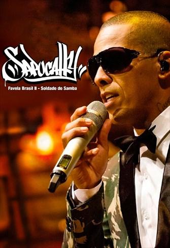 Leandro Sapucahy - Favela Brasil II - Soldado do Samba