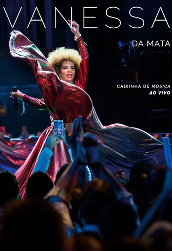 Vanessa da Mata - Caixinha de Música - Ao Vivo