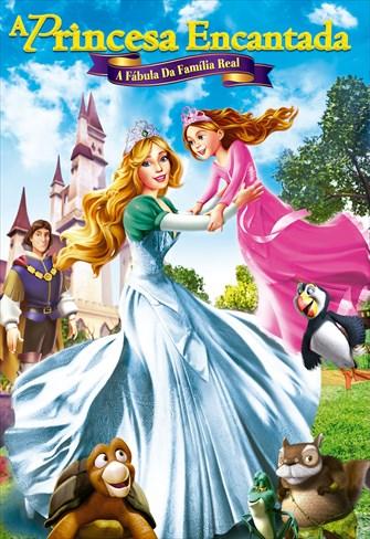 A Princesa Encantada -  A Fábula da Família Real