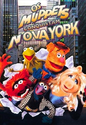 Os Muppets Conquistam Nova York