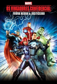 Os Vingadores Confidencial - Viúva Negra e Justiceiro