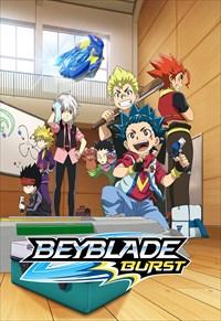 Beyblade - Beyblade Burst - 1ª Temporada