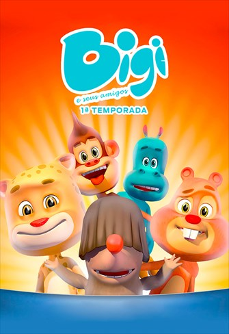 Bigi e Seus Amigos - 1ª Temporada