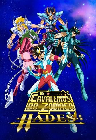 Os Cavaleiros Do Zodíaco - Hades