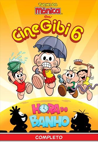 Turma da Mônica - Cine Gibi 6 - Hora Do Banho