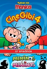 Turma da Mônica - Cine Gibi - Volume 4 - Meninos e Meninas